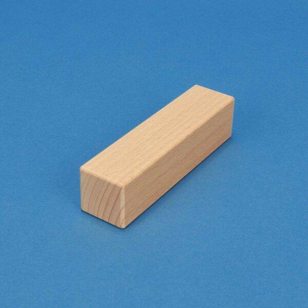 Holzbausteine 12 x 3 x 3 cm